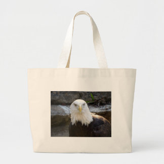 BALD EAGLE LARGE TOTE BAG