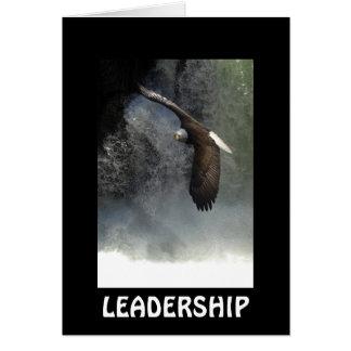 Bald Eagle LEADERSHIP Card