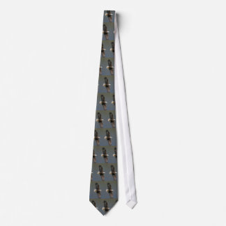 Bald Eagle lovers tie. Tie