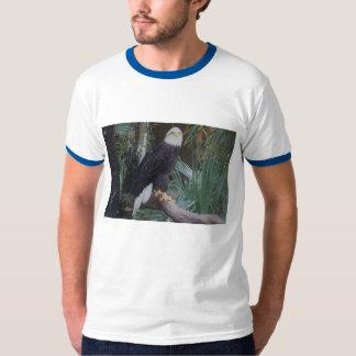Bald eagle men's shirt
