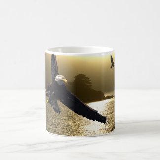 Bald Eagle Motivational Gifts Coffee Mug