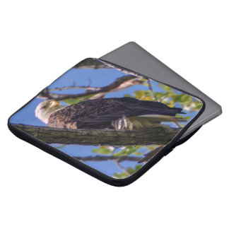 Bald Eagle Neoprene Laptop Sleeve