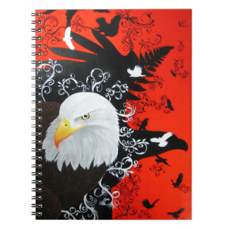 Bald Eagle Notebook