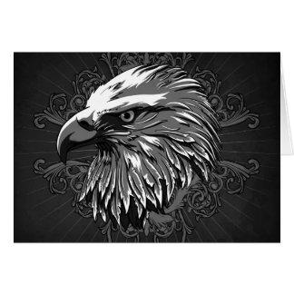 Bald Eagle Notecard