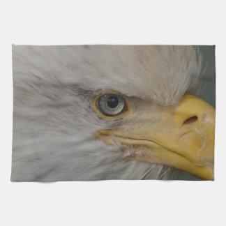Bald Eagle of Alaska U.S.A. Towels