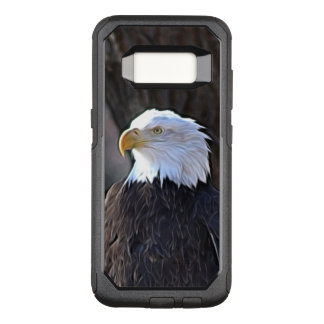 Bald Eagle OtterBox Commuter Samsung Galaxy S8 Case