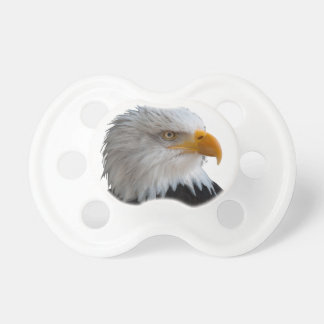 Bald eagle pacifier