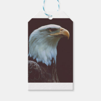 Bald Eagle Pack Of Gift Tags