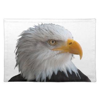 Bald eagle placemats