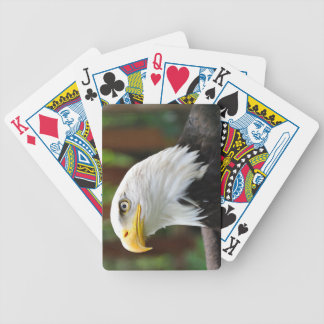 Bald Eagle Playing Cards