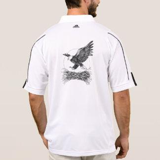 Bald Eagle polo shirt.