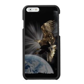 Bald Eagle Possibilities Motivational Designer Incipio Watson™ iPhone 6 Wallet Case