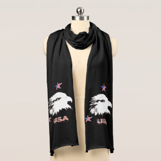 Bald Eagle Scarf