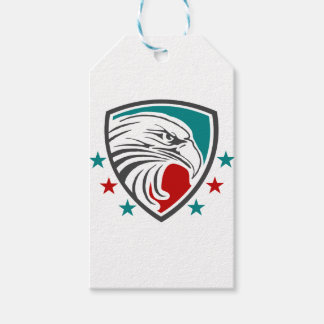 Bald Eagle Security And Protection Gift Tags