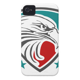 Bald Eagle Security And Protection iPhone 4 Cover