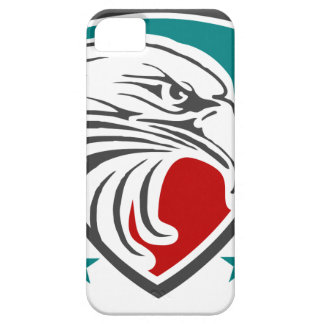 Bald Eagle Security And Protection iPhone 5 Cover