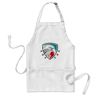 Bald Eagle Security And Protection Standard Apron