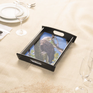 Bald Eagle Serving Tray