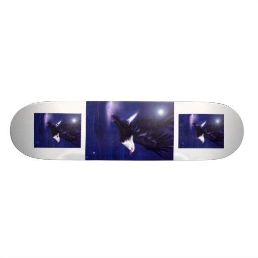 Bald Eagle Skate Board