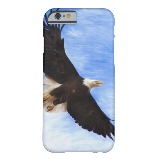 Bald Eagle Soaring In the Sky iPhone Case