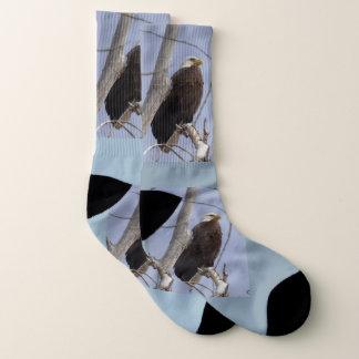 Bald Eagle Socks for Him