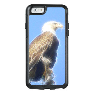Bald Eagle Sparkle OtterBox iPhone 6/6s Case