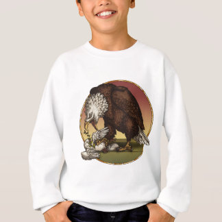 Bald eagle sweatshirt