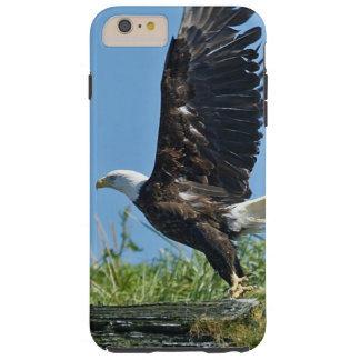 Bald Eagle Taking Flight Tough iPhone 6 Plus Case