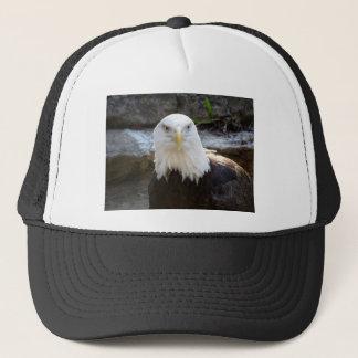 BALD EAGLE TRUCKER HAT