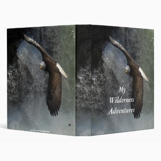 Bald Eagle & Waterfalls Photo Album Binder