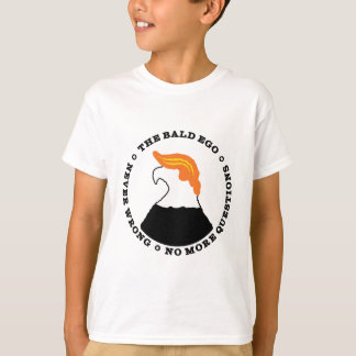 Bald Ego Is Never Wrong (light) T-Shirt