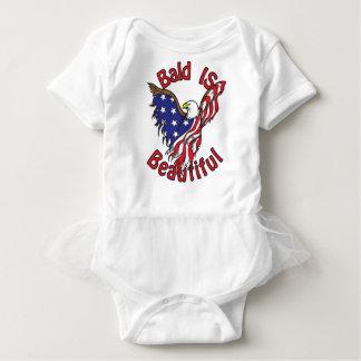 Bald is Beautiful - style4 Baby Bodysuit