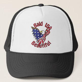 Bald is Beautiful - style4 Trucker Hat
