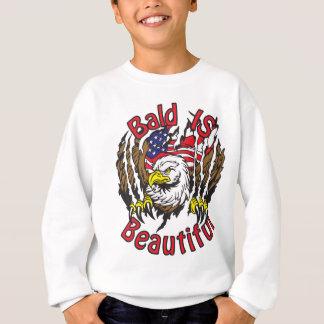 Bald is Beautiful - style5 Sweatshirt