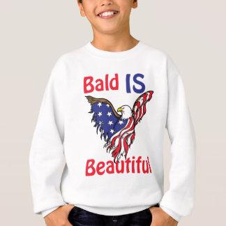 Bald is Beautiful - style 1 Sweatshirt