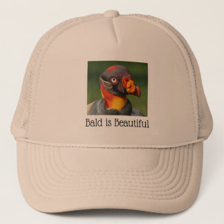 Bald is Beautiful Trucker Hat