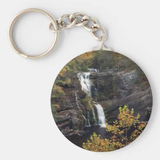 Bald  River Falls, TN  Keychain