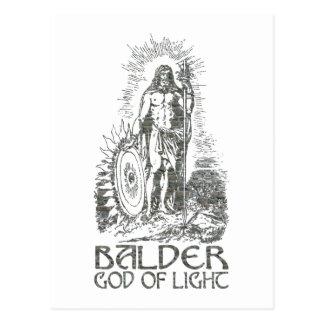 Balder Postcard