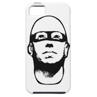 Baldhead Hero Illustration Case For The iPhone 5