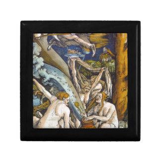 Baldung_Hexen_1508_ Gift Box
