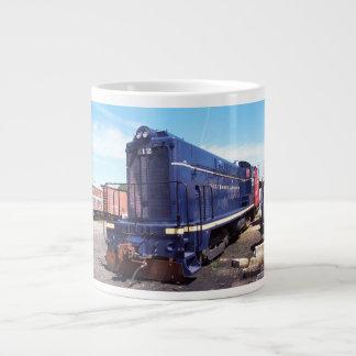 Baldwin B&O Locomotive #412 Jumbo Mug