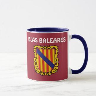 Balearic Islands* Islas Baleares Mug