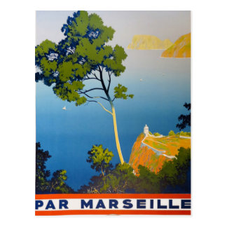 Balearic Islands Vintage French Travel Postcard