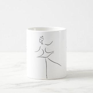 Balerine Coffee Mug