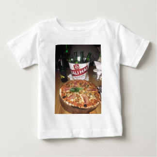 Bali beer and Pizza Baby T-Shirt