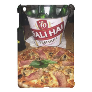 Bali beer and Pizza Cover For The iPad Mini