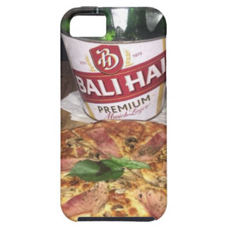 Bali beer and Pizza iPhone 5 Cases