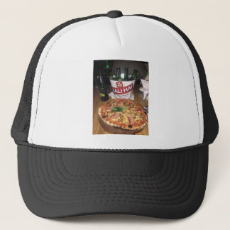 Bali beer and Pizza Trucker Hat