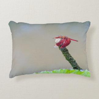 Bali firefly accent pillow