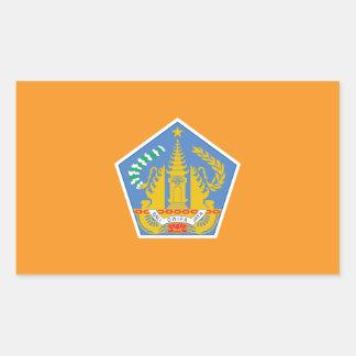 Bali Flag, Indonesia Sticker